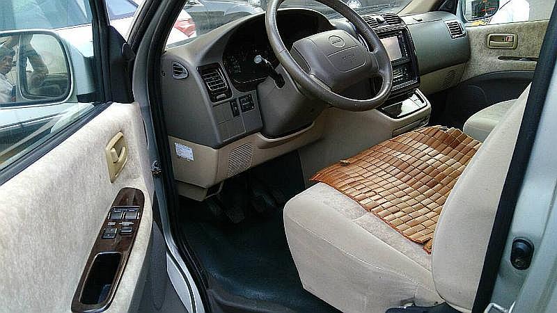 金杯 阁瑞斯 2008 2.7l 手动 豪华型