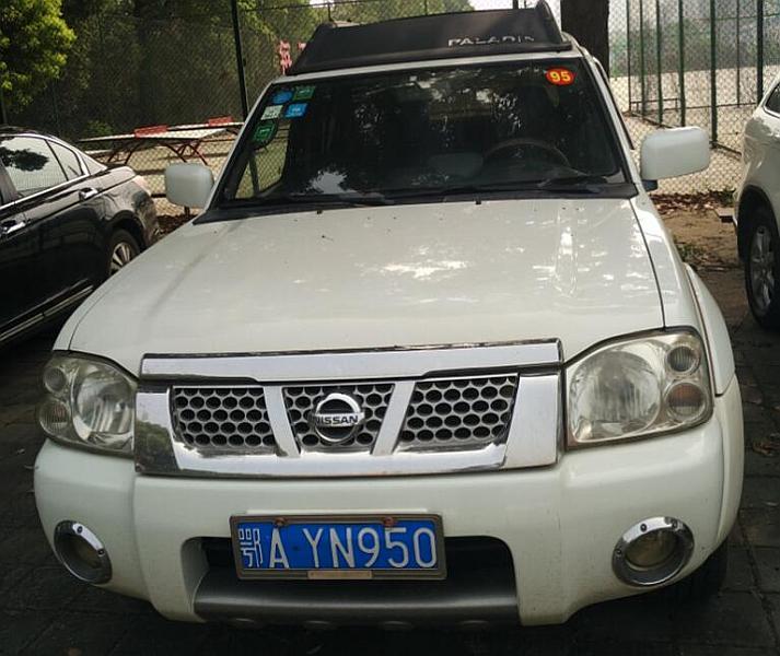 日产(尼桑) 帕拉丁 20082.4l 手动 xe 标准型