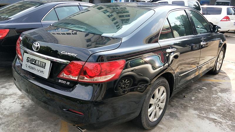 丰田 凯美瑞 2006款 200g-唯普汽车-专业二手车电商